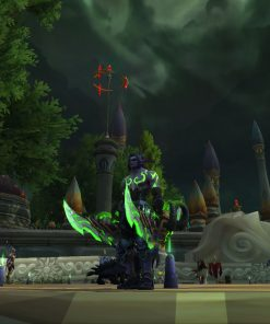 Level 120 Demon Hunter Ready to Raid!